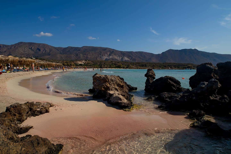 Elafonissi Beach Greece Image of Elafonissi beach Crete