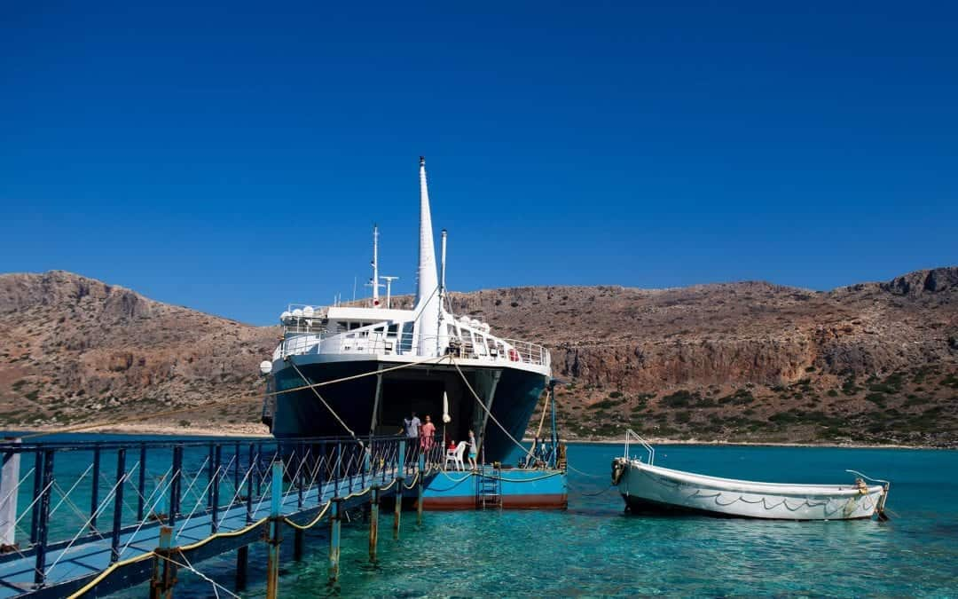 How To Get To Balos Beach Crete
