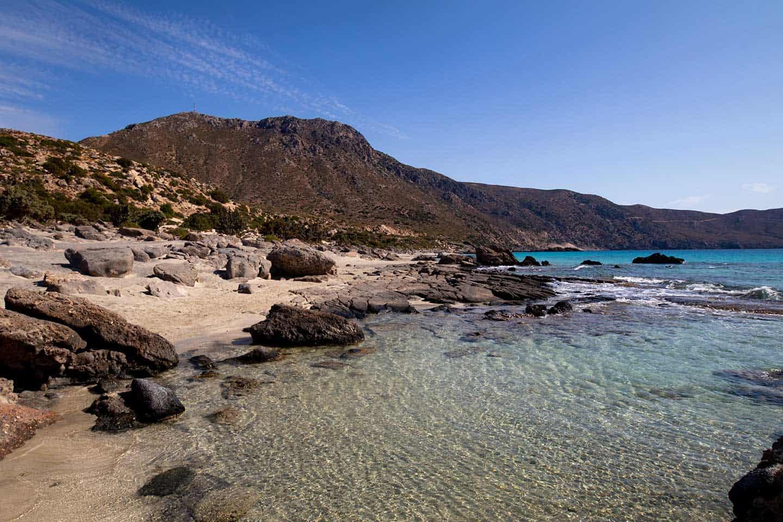 Image of Kedrodasos beach Crete